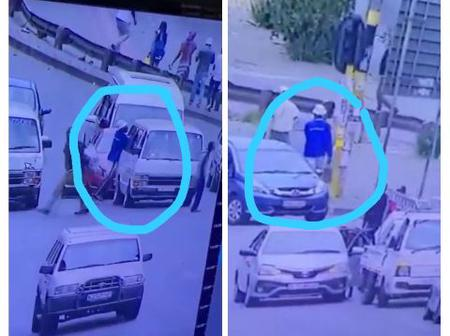 VIDEO:Cellphone snatchers are taking advantage in Joburg from commuters