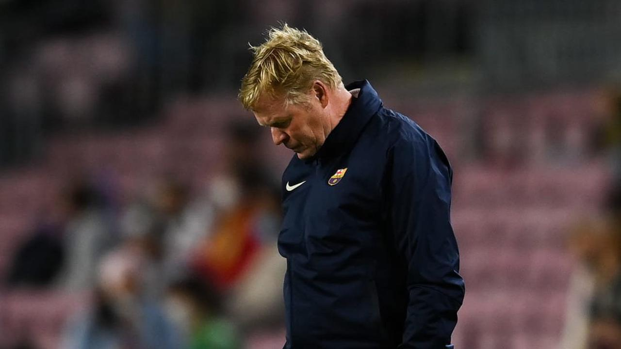 Barça enttäuscht erneut - Koeman-Rauswurf dennoch vertagt