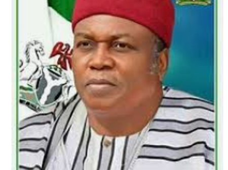Governor Ishaku has sworn that if Buhari order Nigerians to have this thing, insecurity will reduce.