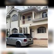 DJ Mo And Size 8 Live In A Kingly Mansion In Lavington (Photos)