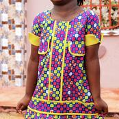 Children's Day: Mothers See 30 Different Outfits Your Princess Can Wear
