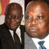 Akufo-Addo Officially 'Sacks' Auditor-General Few Days After Returning To Work (Statement)