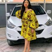 Check Out This 20 Beautiful Ankara Short Gowns Styles That You Can Try This May 2020