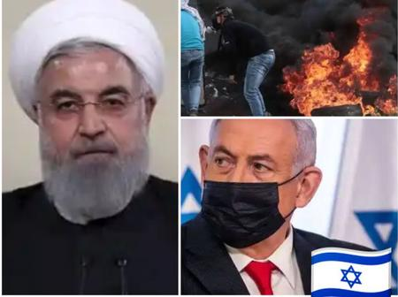 WORLD NEWS: Iran Begins Use Of Advanced Centrifuges, Isreali Forces Attack Palestine Protesters.