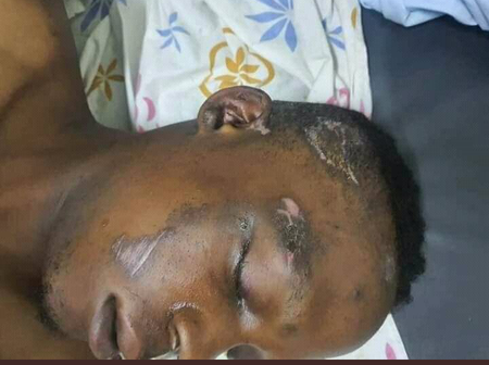Young Man Allegedly Beaten To Death By Ugandan Army Officers Wakes Up In The Mortuary