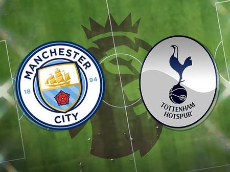 Win up to 100k with these analyzed weekend football fixtures, Manchester City vs Tottenham