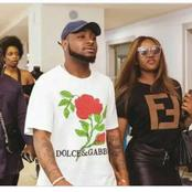 Check Out The Stunning Pictures Of Chioma And Davido