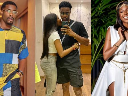 Neo Promises To Remind Vee Of Their Love Anytime She Forgets (Photo)