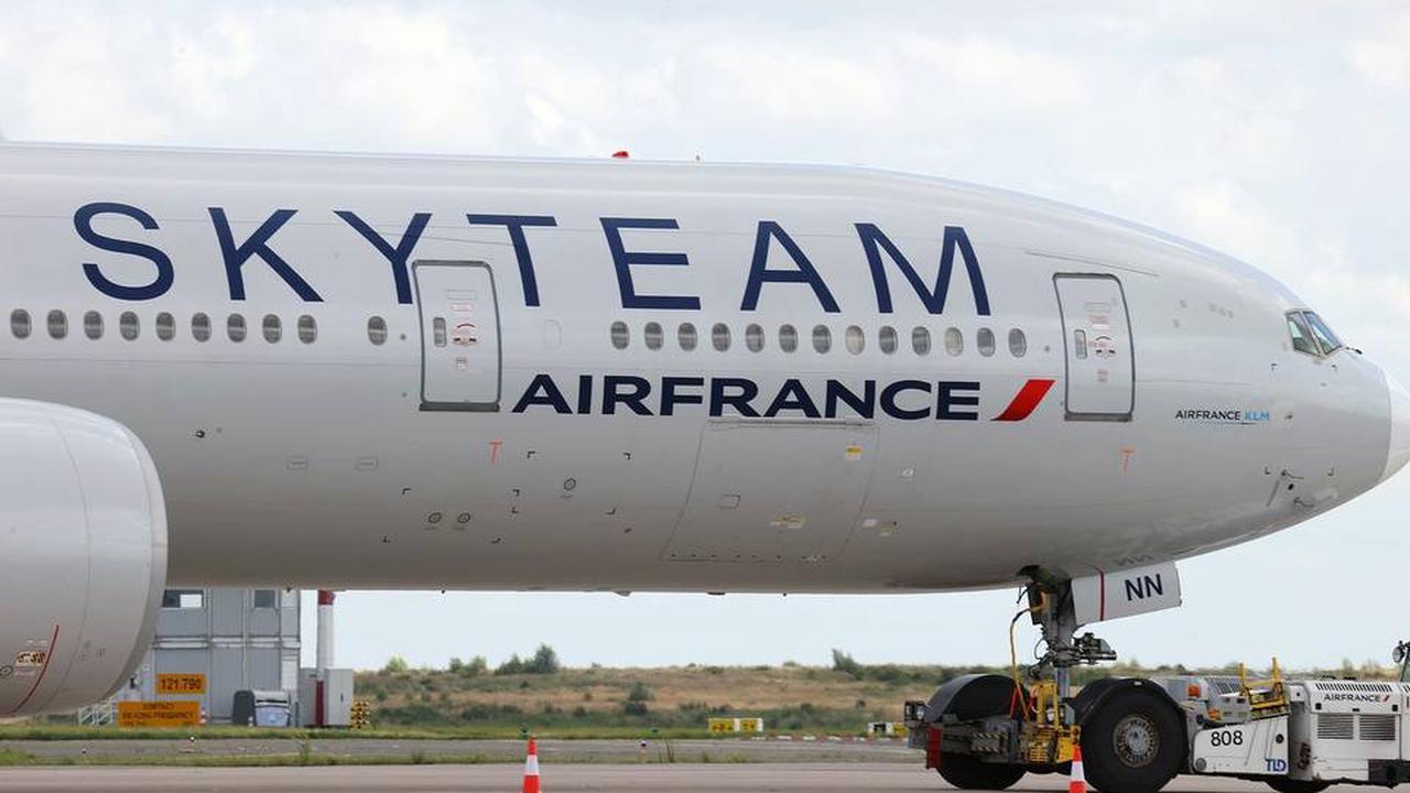 Atterrissage d'urgence d'un avion d'Air France après un incident technique