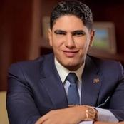 أحمد أبو هشيمة.. شقيقه صورة طبق الأصل منه وشاهد صور زوجته التى خطفت الأضواء من ياسمين صبرى