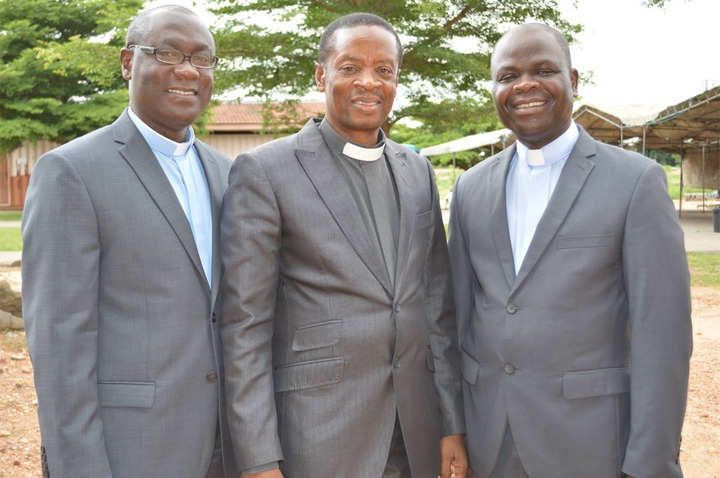 """ab41444d646863efba8c89660bb09e6b?quality=uhq&resize=720 - """"Rest Well Papa"""": Popular Reverend Father Of Ghana Baptist Church Goes Home To His Maker"""