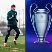 UEFA: Lewandowski Trains As PSG Welcome Bayern Munich