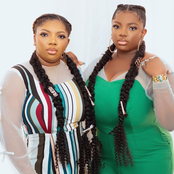 Hours After Dorathy Shares New Post With Her Lookalike Sister On Instagram, See Reactions From Fans