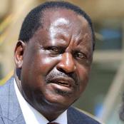 Raila's New Name