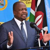 Kenya's COVID-19 Positive Cases Rise