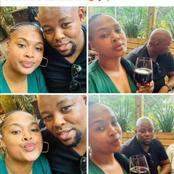 It ended on tears after girlfriend posted pictures of her married boyfriend while doing a challenge