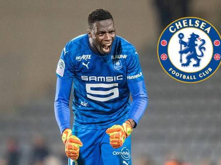 The Best Top 5 African Goalkeepers In 2020