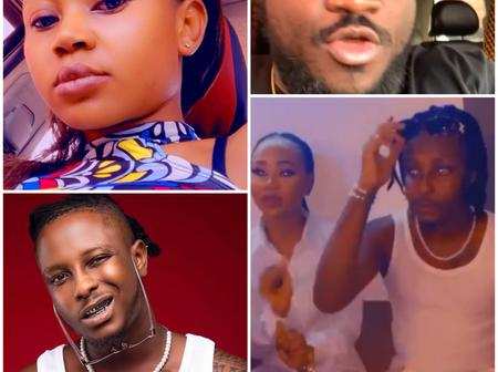 Akuapem Poloo: DKB I Don't Get Jealous When I See Big Girls Around You, Kelvyn Boy Is Just A Friend