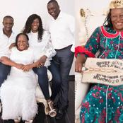 Check Out Beautiful Pictures of Patience Ozokwor And Her Children
