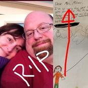 She Lost Her Husband Untimely And Her Student Sent This Emotional Letter To Console Her