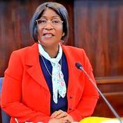 Législatives 2021 : Ce que Aimée Zébéyoux (SEDH) conseille aux candidats et leurs partisans