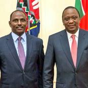 President Uhuru Kenyatta's Cabinet Secretary in a Tight Corner After the Following Details Emerge