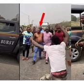 After DSS Attempt To Arrest Sunday Igboho Failed, See The Two Yoruba Leaders He Visited