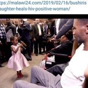 This Man Caused Tension On Facebook As He Reposted Bushiri's Daughter Healing Hiv
