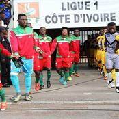 Football : Top 5 des clubs ivoiriens les plus titrés