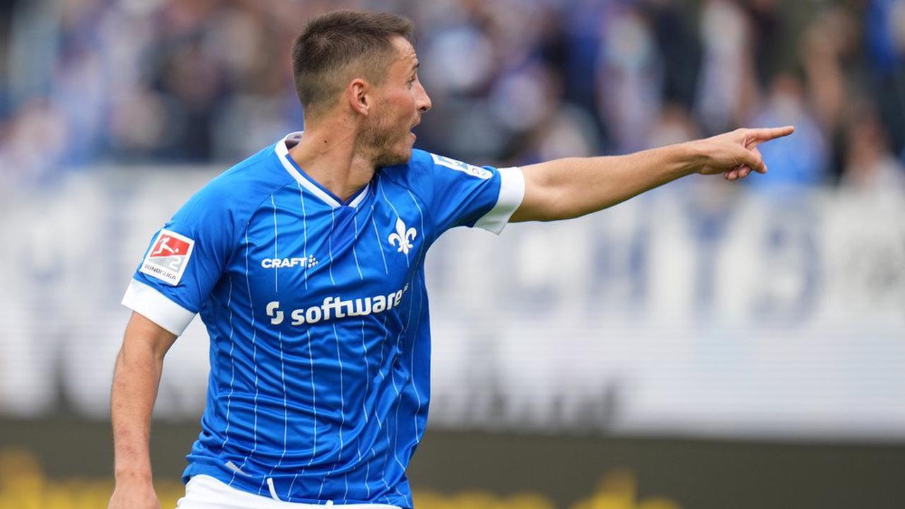 Zwei Spiele Sperre für Darmstadts Schnellhardt