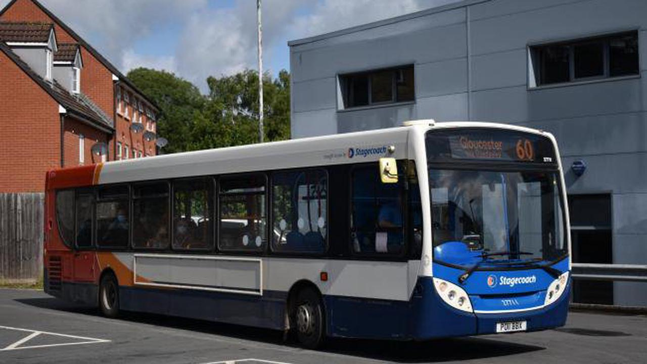 College lays on minibus for Dursley students stranded by bus cancellations