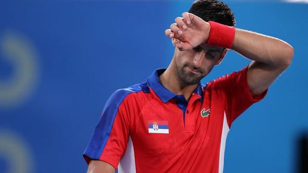 Novak Djokovic's father reveals he warned him not to compete at Tokyo 2020 Olympics
