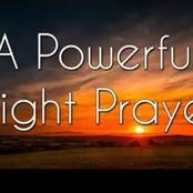 Evening Devotion. Say these Prayers before going to bed.