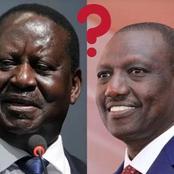 Can Raila Odinga Work With William Ruto?
