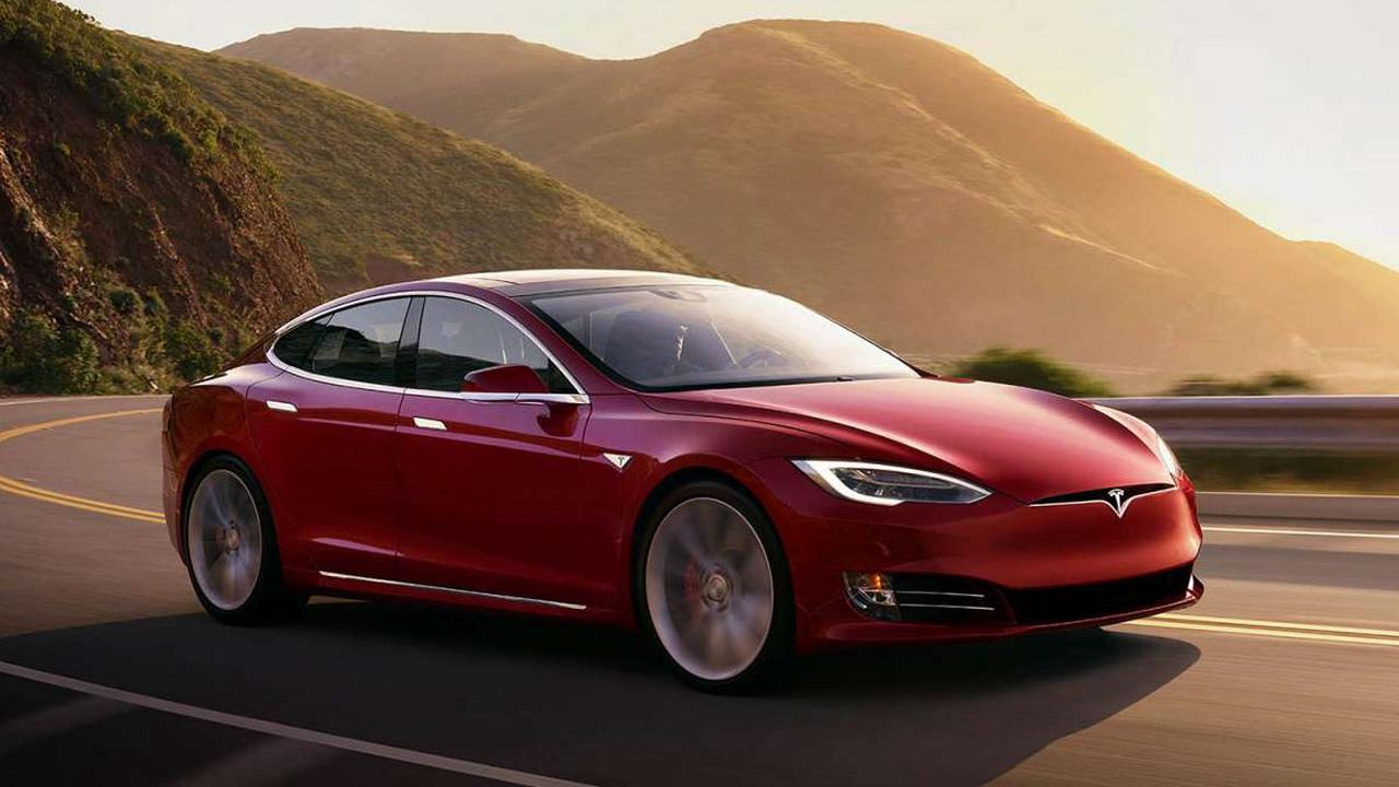 Someone Is Trying to Put a V8 Engine in a Tesla, With Good Reason