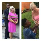See 16 Pictures Of Nigerian Guys Who Got Married To Their White Lovers