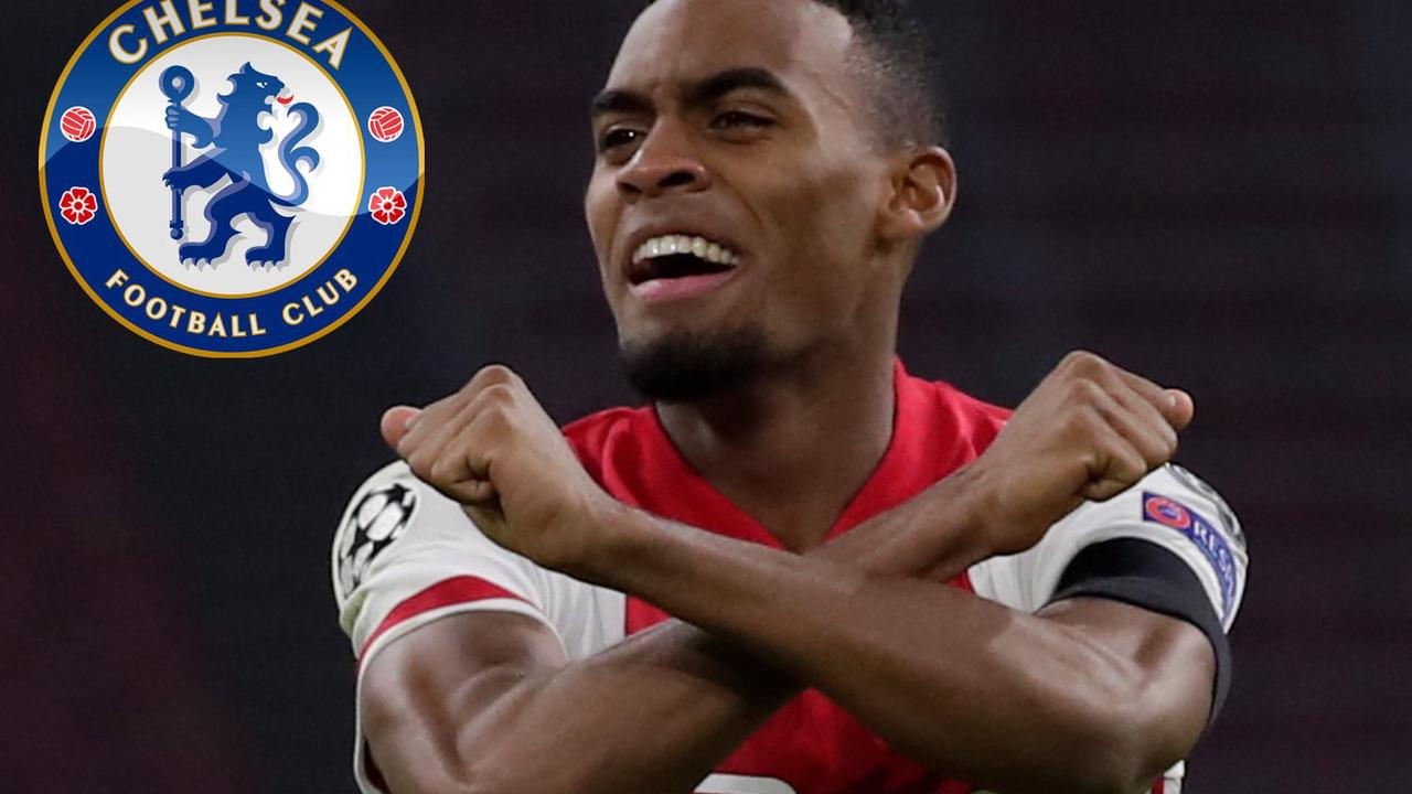 Chelsea target Ajax's Gravenberch but face transfer competition from 2 PL rivals