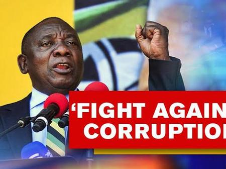 Discussion, ANC wants provinces to submit names of members charged with corruption by Thursday.