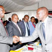 Governor Oparanya Reveals About what was discussed in a meeting with Ruto