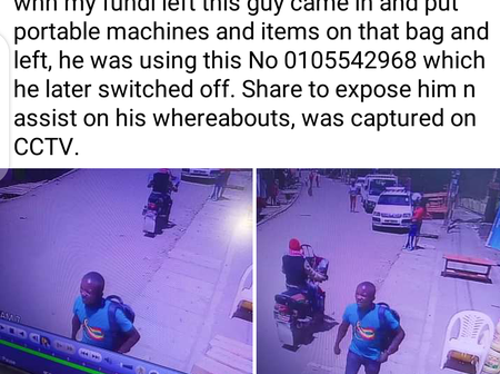Suspected thief at Githurai is yet to be arrested