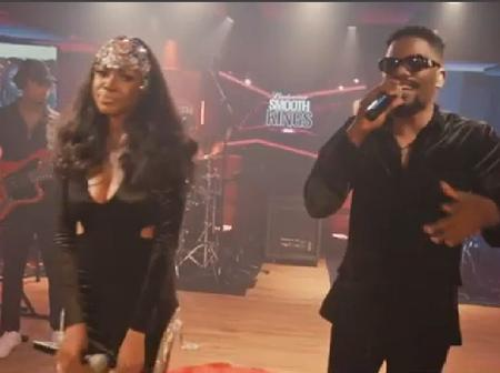 Vee sets a new record alongside Ycee, by becoming the first Artists to participate in Budweiser show