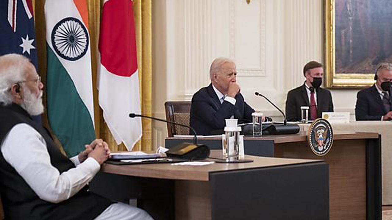 USA suchen Schulterschluss mit Indien, Japan und Australien