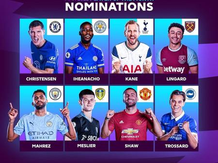 OFFICIAL: Chelsea's Star Player Nominated For Premier League Player Of The Month Award