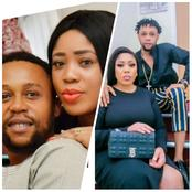 Hot Photos Of Actor Sunkanmi Omobolanle And His Wife As He Celebrates Her Birthday Today