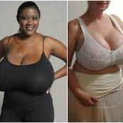 Female Talks: Checkout Some Of The Negative Effects Of Having A Big Chest As a Lady. (Photos)