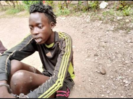 I Have Never Been A Boko Haram Member, Fulani Men Recruited Me Into Kidnapping – Suspect.