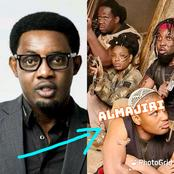 See What AY Said About The Movie He Is Currently Shooting With BrodaShaggi, Others