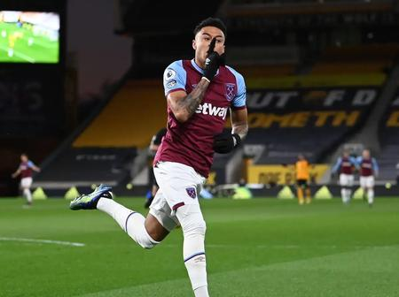 After Lingard Scored Against Wolves, See The New List Of Top Scorers In EPL