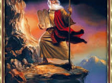 Why The Laws And Commandments of Moses Cannot Save You From Sin
