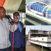 PHOTOS: Nyanza Has Benefited Greatly From Uhuru's Government, See The List Of The Projects